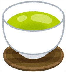 咳を止める方法 お茶