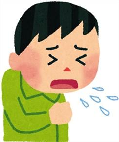 咳を止める方法 即効