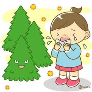 咳を止める方法 花粉症