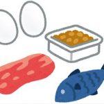 食事で痩せるダイエット方法~たんぱく質の摂り方